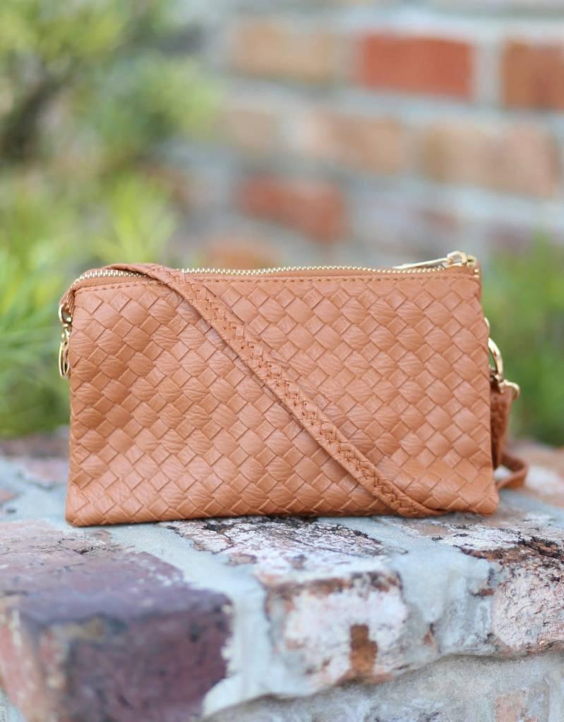 Betts Woven Crossbody Bag