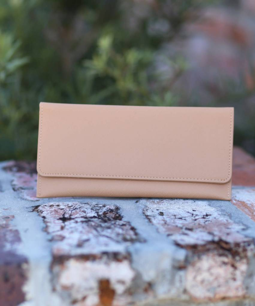 Morgan Foldover Wallet