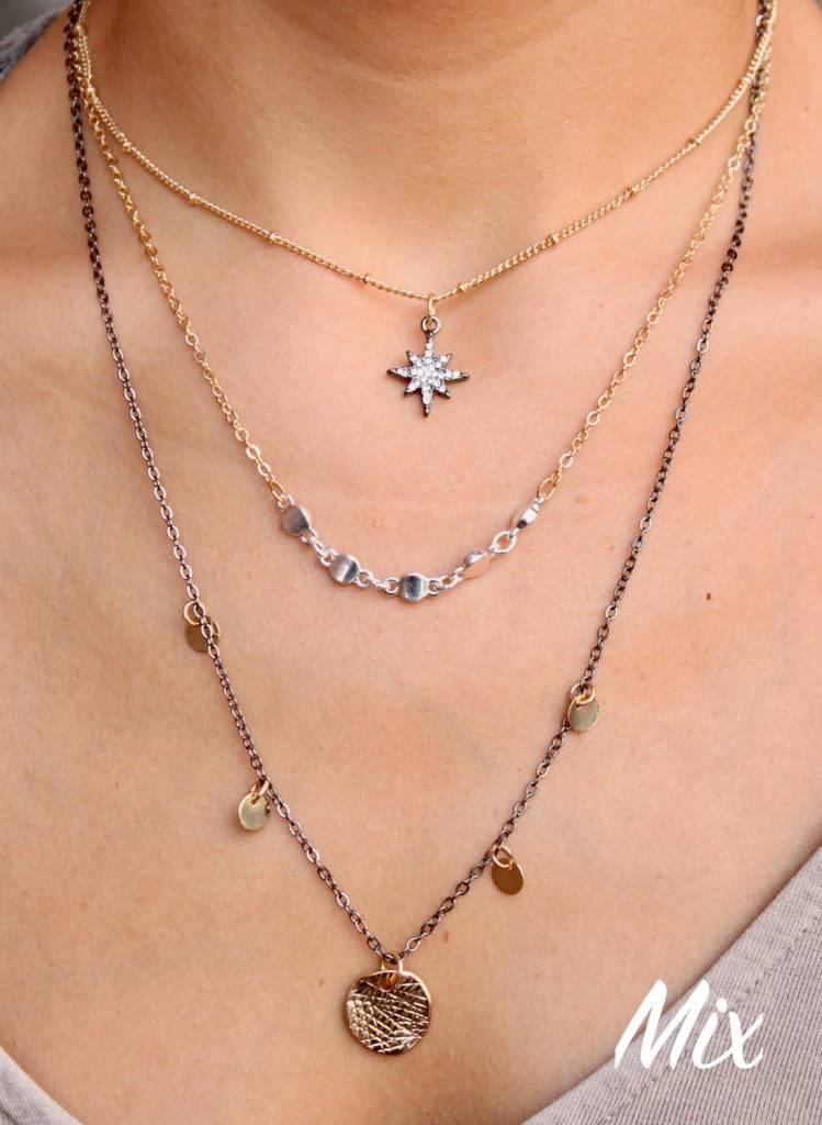 Columba Layered Necklace