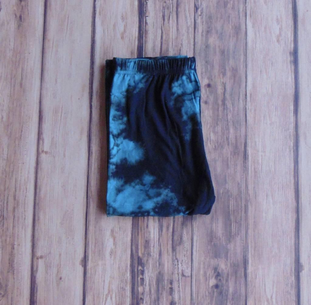 Tie Dye Printed Legging