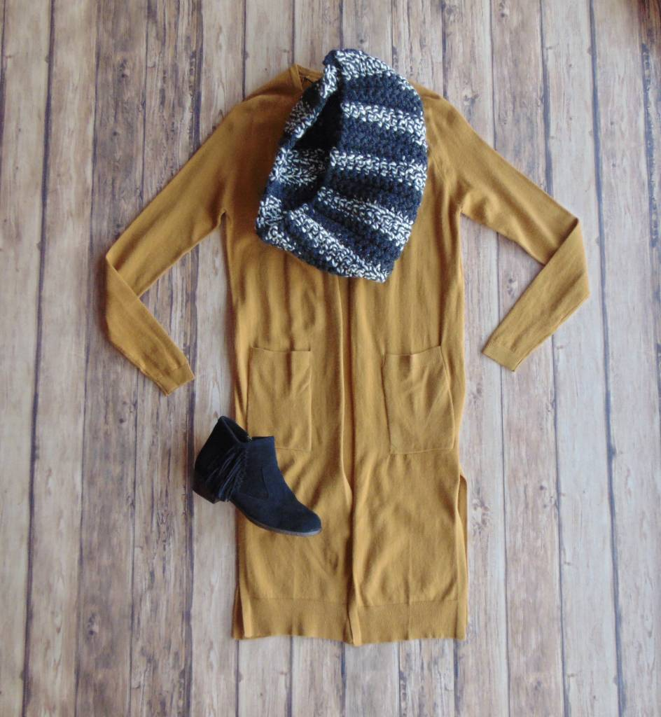Feels Like Fall Cardigan
