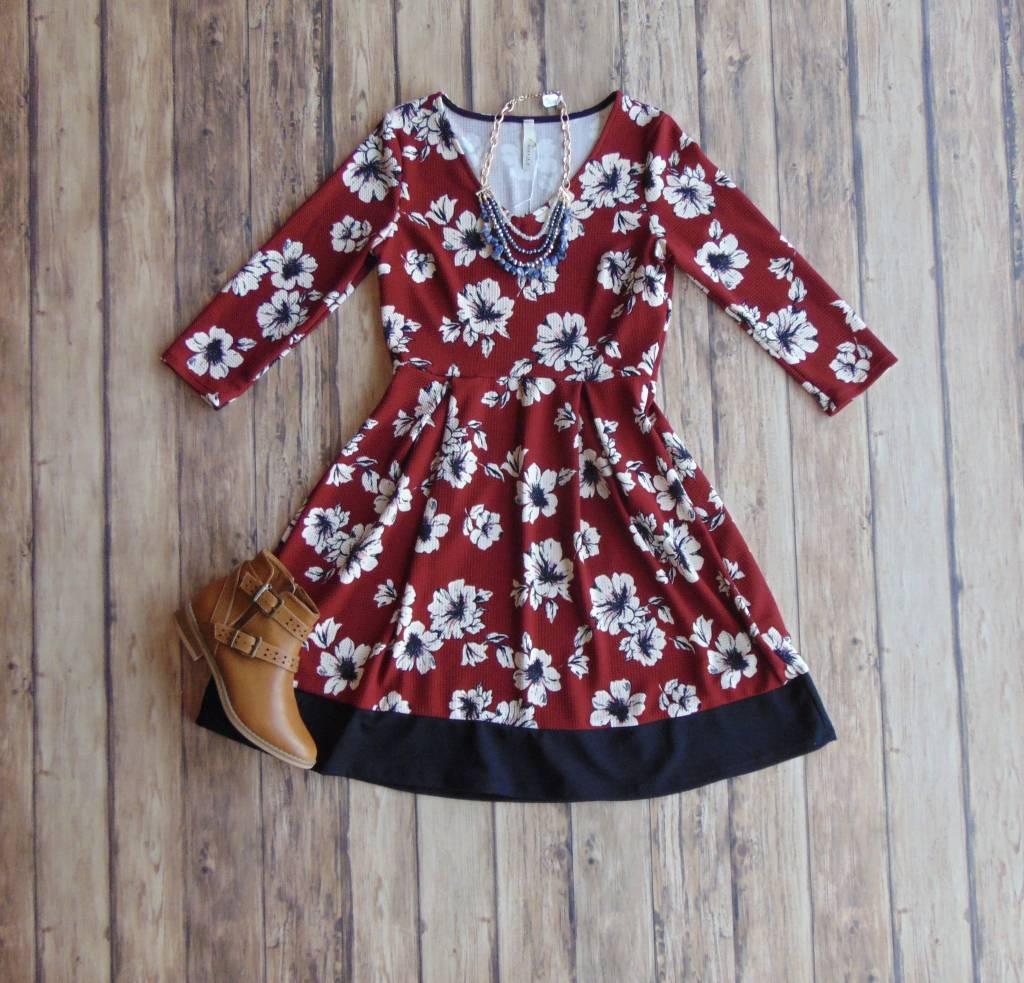 Fall Frolic Dress
