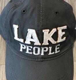 Lake People Dark Gray Hat