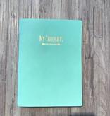 Leatheresque Journal - Mint Julep