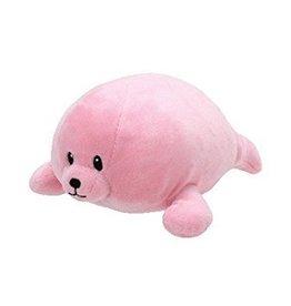 DOODLES - pink seal