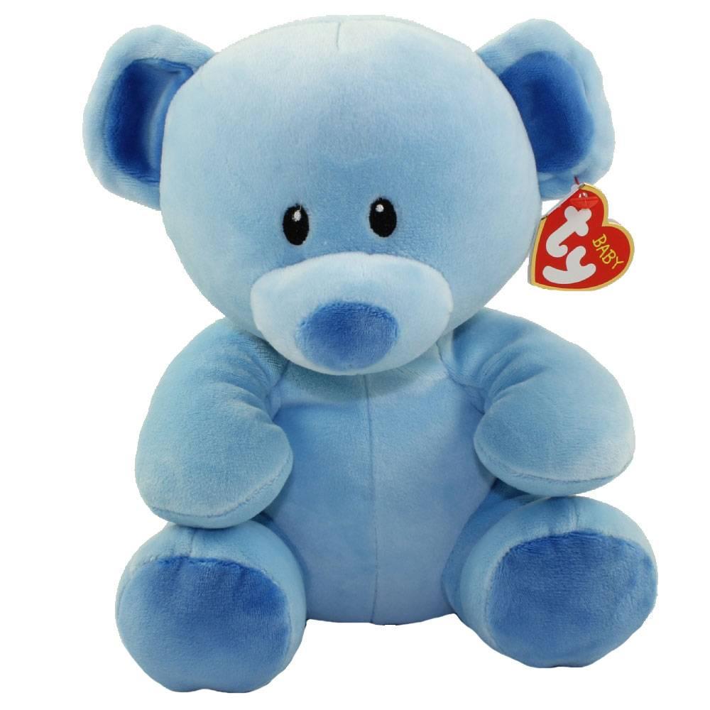 LULLABY - blue bear med