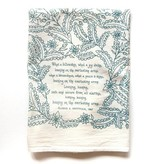 LTS Tea Towel- Leaning on the Everlasting Arms