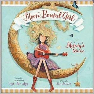 Moon Bound Girl Book