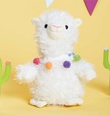 Plush Llama w/ Speak/Repeat