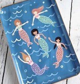 Medium Metal Catchall Mermaid Tales