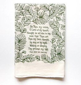 LTS Tea Towel- Be Thou My Vision