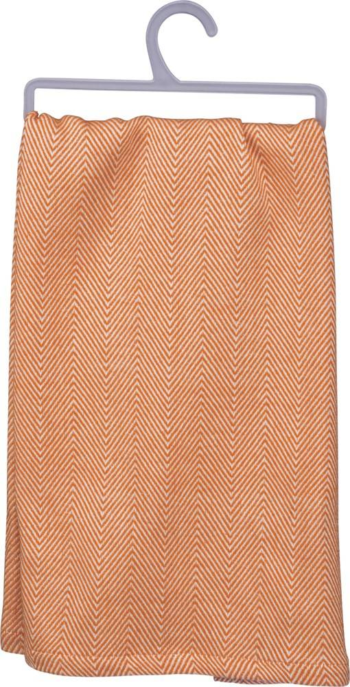 Herringbone Towel - Halloween