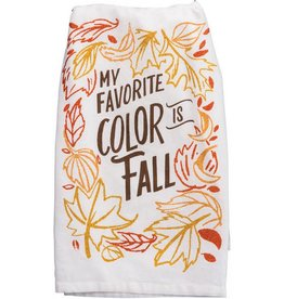 Dish Towel - Color Fall