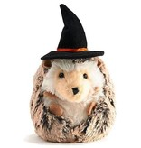 Spunky HEDGEHOG w/ Witch Hat