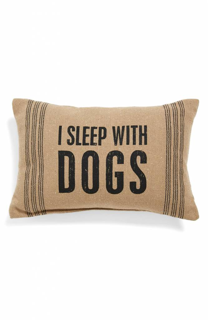 Pillow - With Dogs