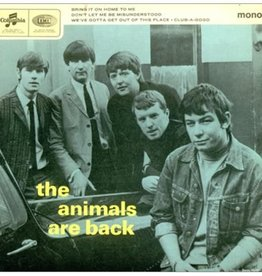 The Animals - The Animals Are Back (Vinyl)