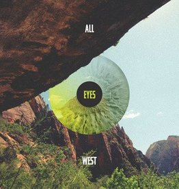 All Eyes West - Self-titled (Vinyl)