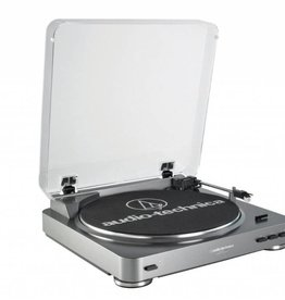 Audio-Technica AT-LP60 Fully Automatic Belt Driven Turntable System (Record Player)