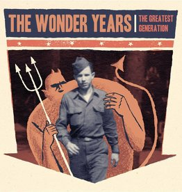 The Wonder Years - The Greatest Generation (2xLP)