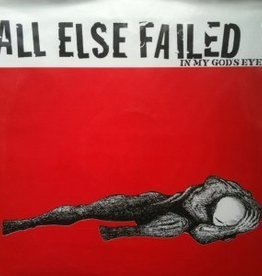 Creep Records All Else Failed - In My Gods Eye (10 inch)