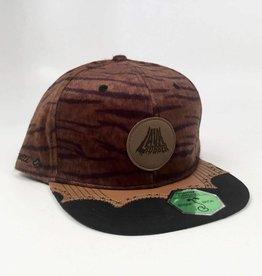 Lava Rubber Grassroots Strapback Hat