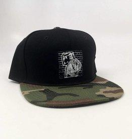 Get Up Get Up Snapback Hat