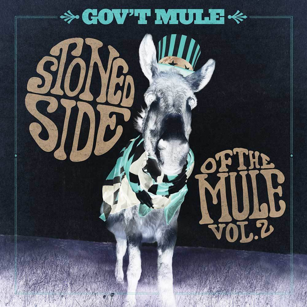 Gov't Mule - Stoned Side Of The Mule Volume 2 [LP] (Rolling Stones Covers, limited to 3500, indie-exclusive)