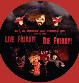 Billie Joe Armstrong/Travis Barker/Jane Wiedlin - Live Freaky! Die Freaky! [7''] (Picture Disc, limited to 2500, indie-retal exclusive)
