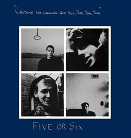 Five Or Six - Cantame Esa Cancion Que Dice, Yeah, Yeah, Yeah [LP] (indie-retail exclusive)