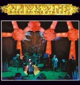 Hawkwind - Back On The Streets/The Dream Of Isis [7''] (White Vinyl, limited To 700, indie-retail exclusive)