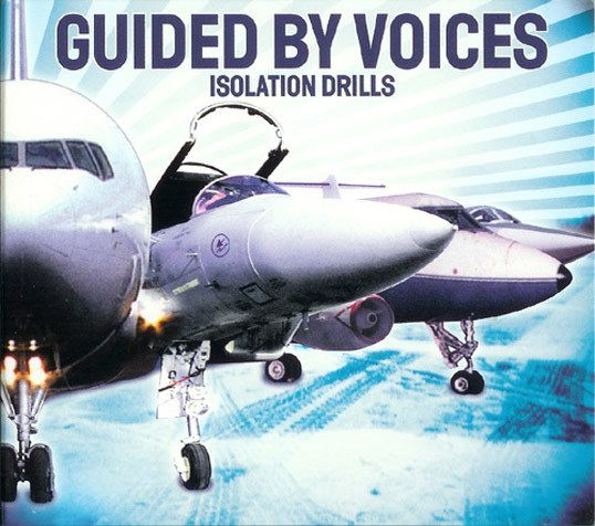 Guided By Voices - Isolation Drills [LP] (Blue Vinyl, limited)