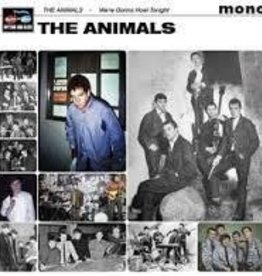 Animals, The - We're Gonna Howl Tonight [LP] (Mono 180 Gram, limited to 1200, indie-retail exclusive)