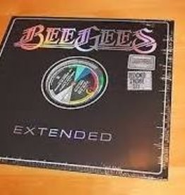 Bee Gees - Extended [12'' EP] (promo-style jacket with foil stamping, limited to 6000, indie-retail exclusive)
