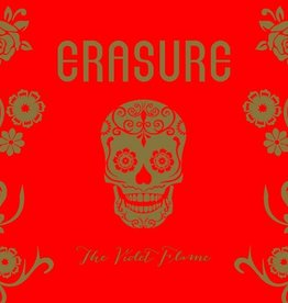 Erasure - The Violet Flame Remixes [12'' EP] (Red Vinyl, limited to 400, indie-retail exclusive)