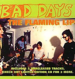 Flaming Lips, The - Bad Days [10''] (White, Green & Yellow Colored Vinyl, limited to 2000, indie-retail exclusive)