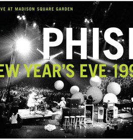 Phish - New Year's Eve 1995, Live at Madison Square Garden [6LP] (180 Gram, gatefold, limited to 4500, indie-retail exclusive)