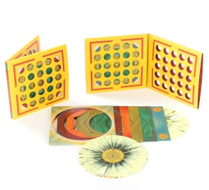 Trey Anastasio - Paper Wheels (Deluxe Splatter LP)