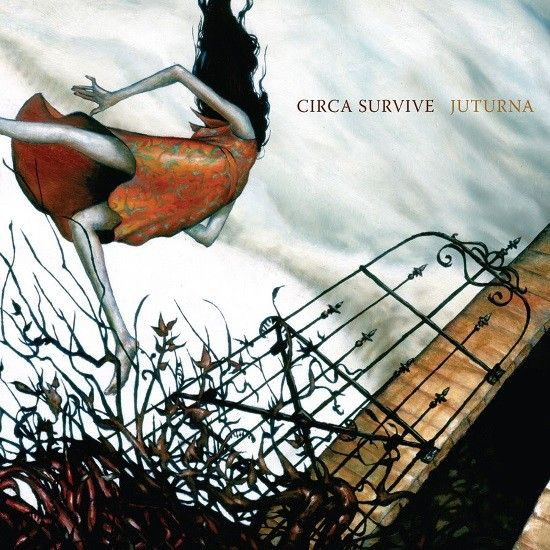Circa Survive - Juturna (Deluxe 10th anniversary reissue, 180 Gram Black)