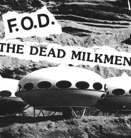 Flag of Democracy / The Dead Milkmen Split 7""