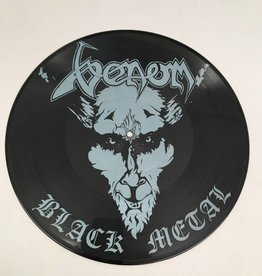 Venom - Black Metal [LP] (Picture Disc, reissue of 1982 album that named the genre, indie-retail exclusive)
