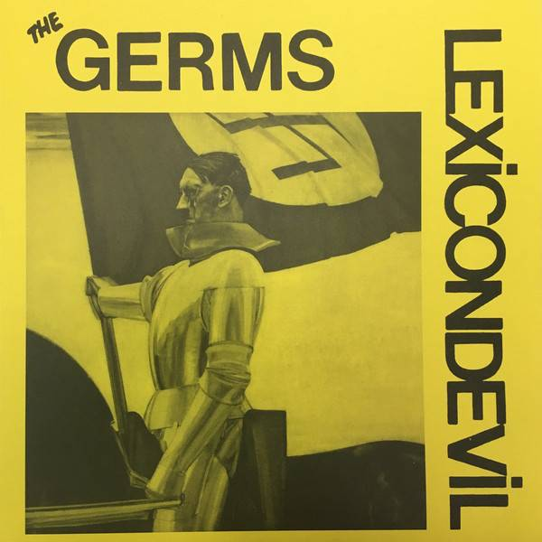 RSD17 Germs, The - Lexicon Devil [7''] (Random color of Red, Pink, Yellow And Orange with each color being limited to 500, indie-retail exclusive)