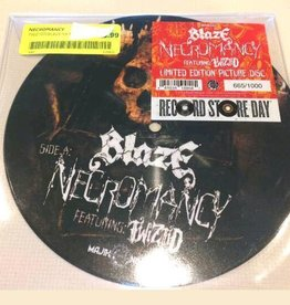 RSD17 Twiztid with Blaze Ya Dead Homie & DJ Swamp - Necromancy / Triple Threat [7''] (Picture Disc, limited to 1000, indie-retail exclusive)