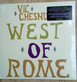 RSD17 Vic Chesnutt - West Of Rome [LP] (Lavender Vinyl, 8 bonus tracks, first time on vinyl, limited to 1500, indie-retail exclusive)