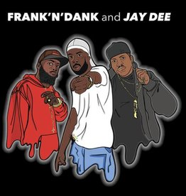 RSD17 Frank 'n' Dank & Jay Dee - The Jay Dee Tapes [12''] (Red Vinyl, limited to 1500, indie-retail exclusive)