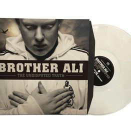 RSD17 Brother Ali - The Undisputed Truth (10 Year Anniversary Edition) [3LP] (Colored Vinyl, download, spot gloss finish, 12-page lyric & photo booklet, limited to 1500, indie-retail exclusive)