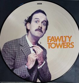 RSD17 Various Artists - Fawlty Towers (Soundtrack) [LP] (Picture Disc, limited to 2000, indie-retail exclusive)