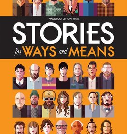 RSD17 Various Artists - Stories For Ways & Means [12''] (Colored Vinyl, limited to 2000, indie-retail exclusive)