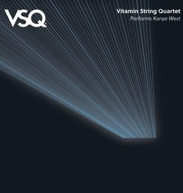 RSD17 Vitamin String Quartet - VSQ Performs Kanye West [LP] (180 Gram, download, limited to , indie-retail exclusive)