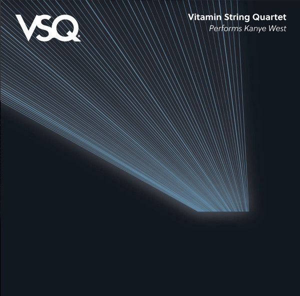 Vitamin String Quartet - VSQ Performs Kanye West [LP] (180 Gram, download, limited to , indie-retail exclusive)