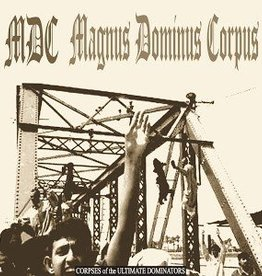 RSD17 M.D.C. - Magnus Dominus Corpus [LP] (limited to 1100, indie-retail exclusive)